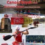 canoa - organizzazione e partecipazione al campionato toscano 200 m e 2.000 m