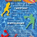 ULIVETIADI: Campo Estivo Multisport