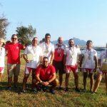 Canoa - otto titoli ai campionati Italiani Master