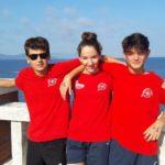 NUOTO - Campionato Regionale di Fondo in Acque Libere - Piombino